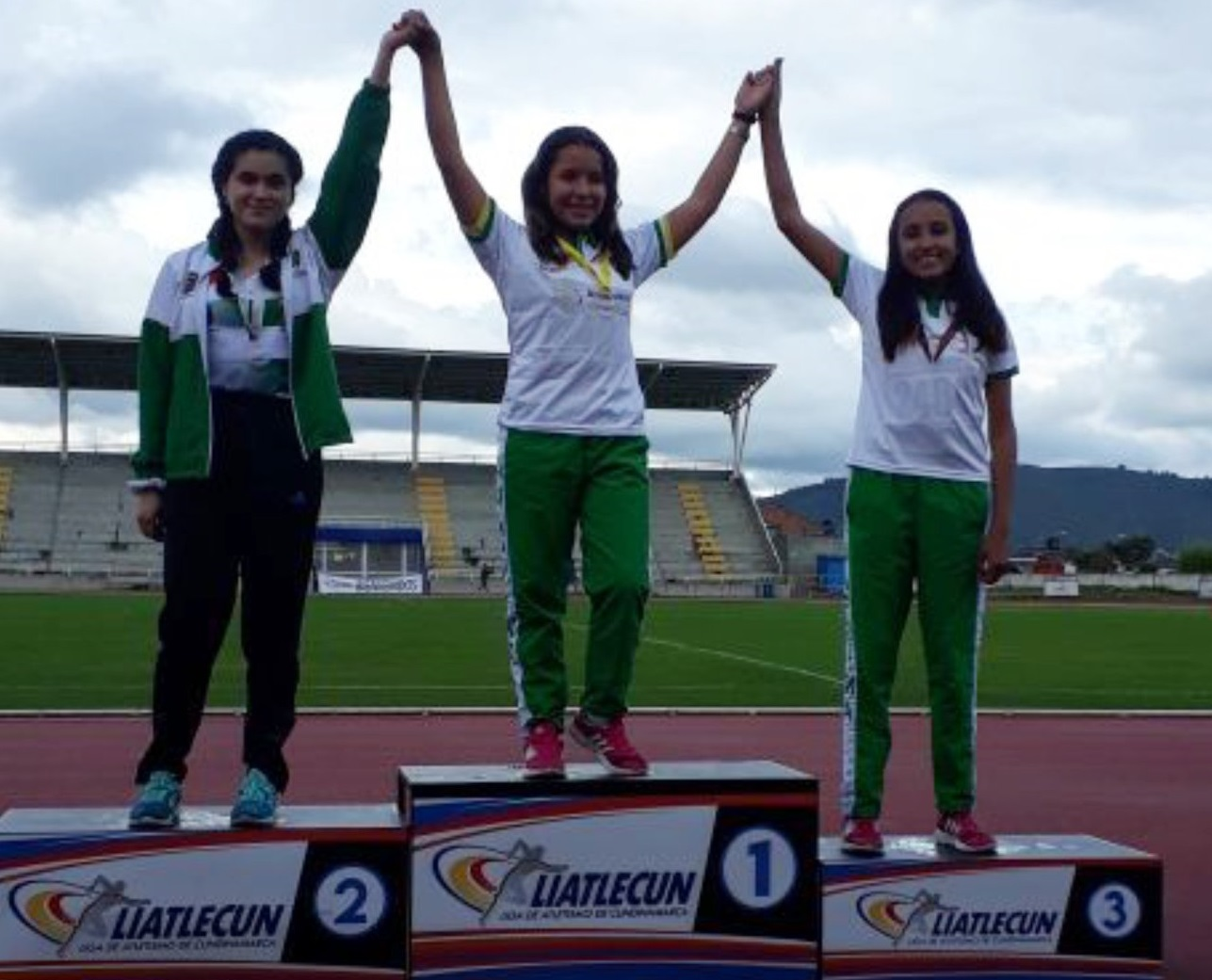20 MEDALLAS DEPTAL ATLETISMO