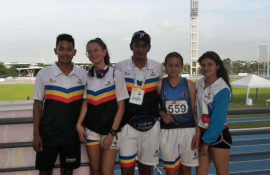 ATLETISMO SUPERATE 23 NOV