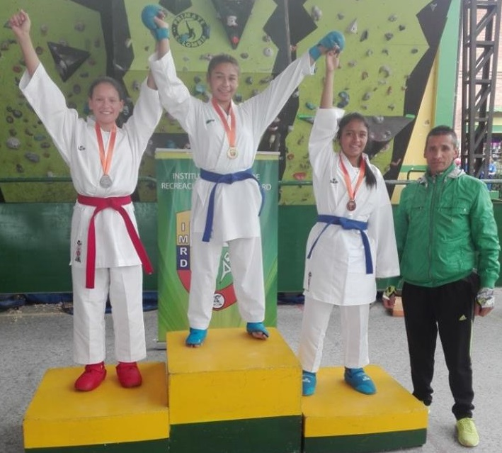 KARATE INTERCOLEGIADOS