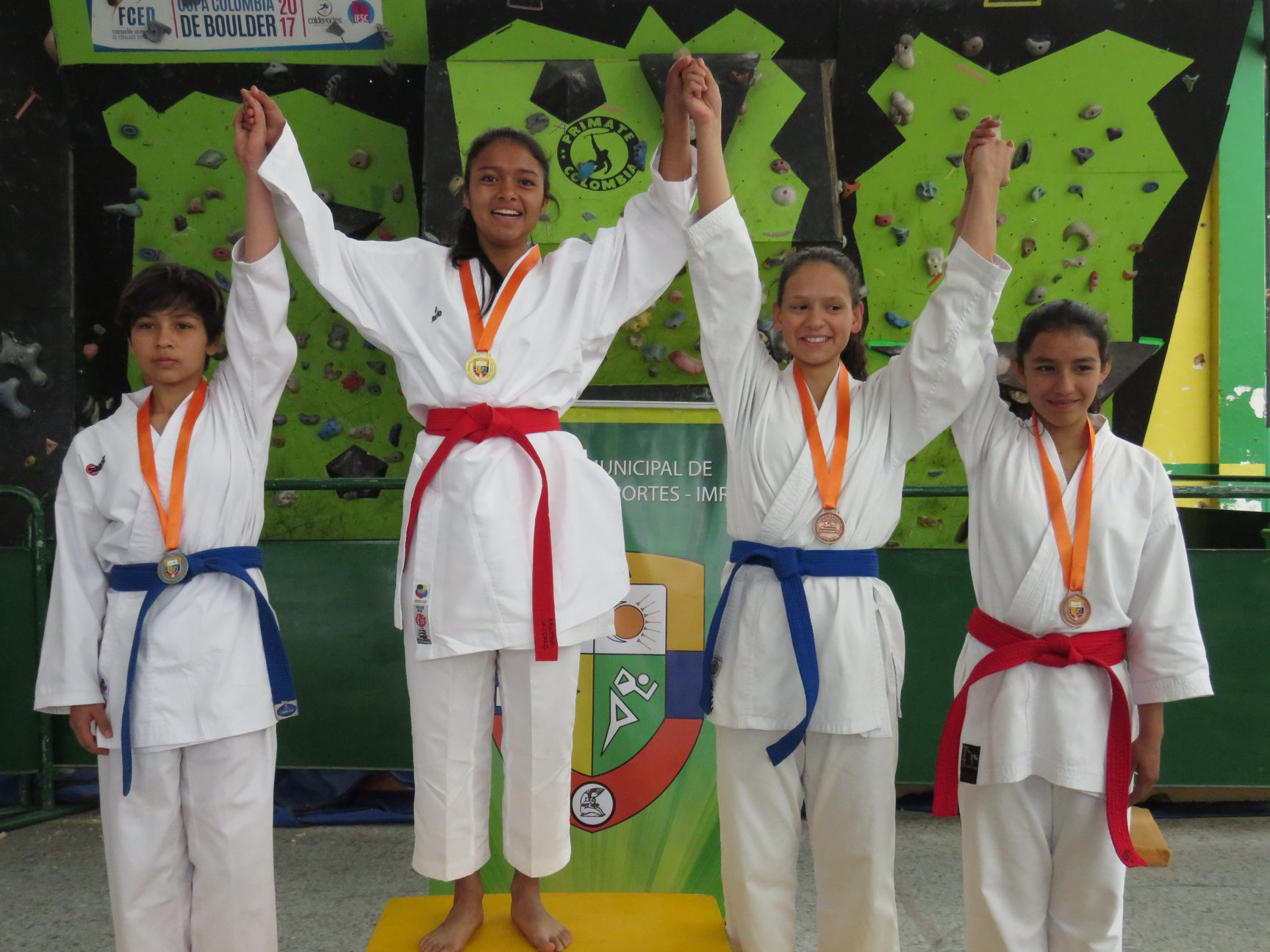 KARATE INTERCOLEGIADOS6