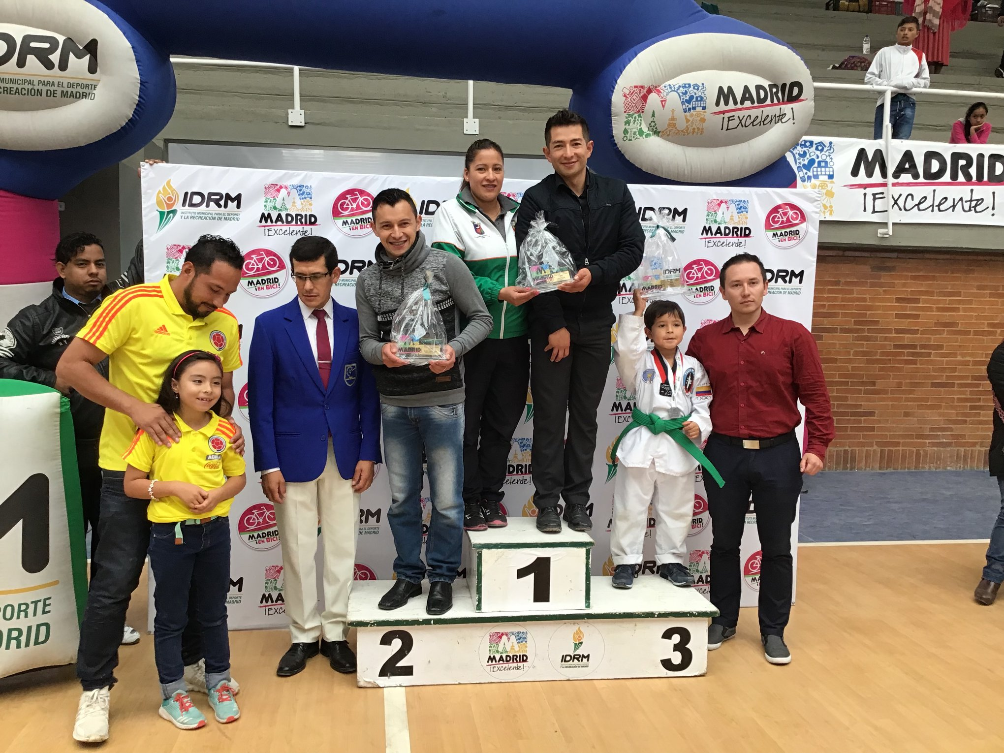 Taekwondo campeon deptal1