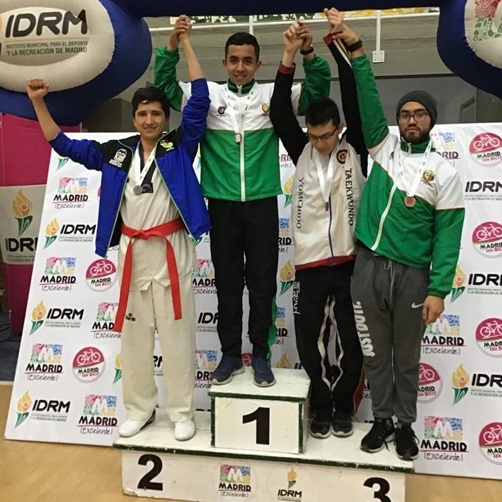 Taekwondo campeon deptal3