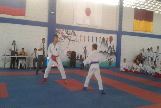 POLO KARATE IBAGUE 25 SEPT