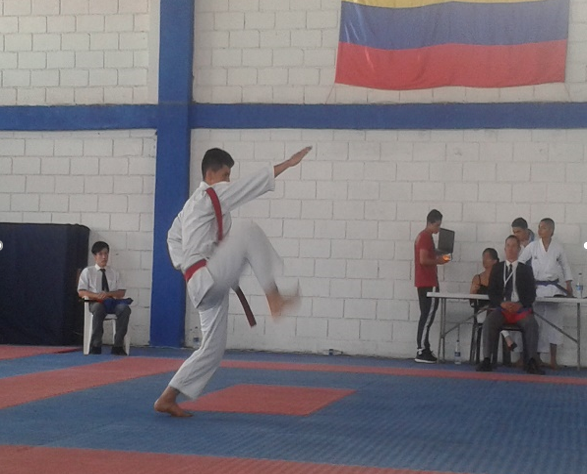POLO KARATE IBAGUE 25 SEPT2