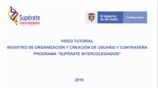 REGISTRO JUEGOS SUPERATE
